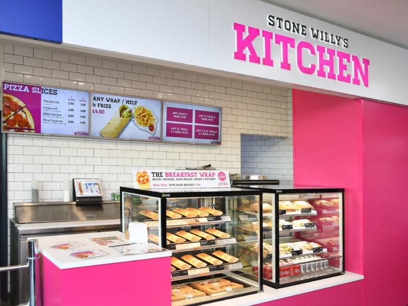 Stone Willy's Kitchen York